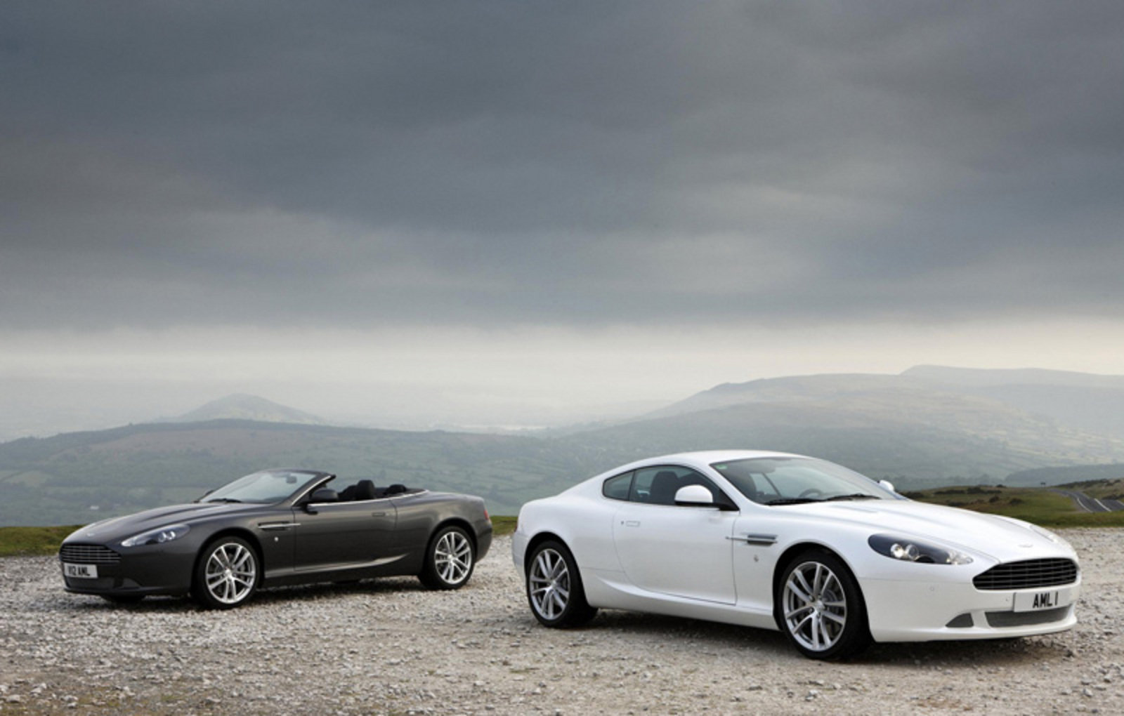 Aston Martin DB9 I Restyling 2008 - 2012 Coupe #3