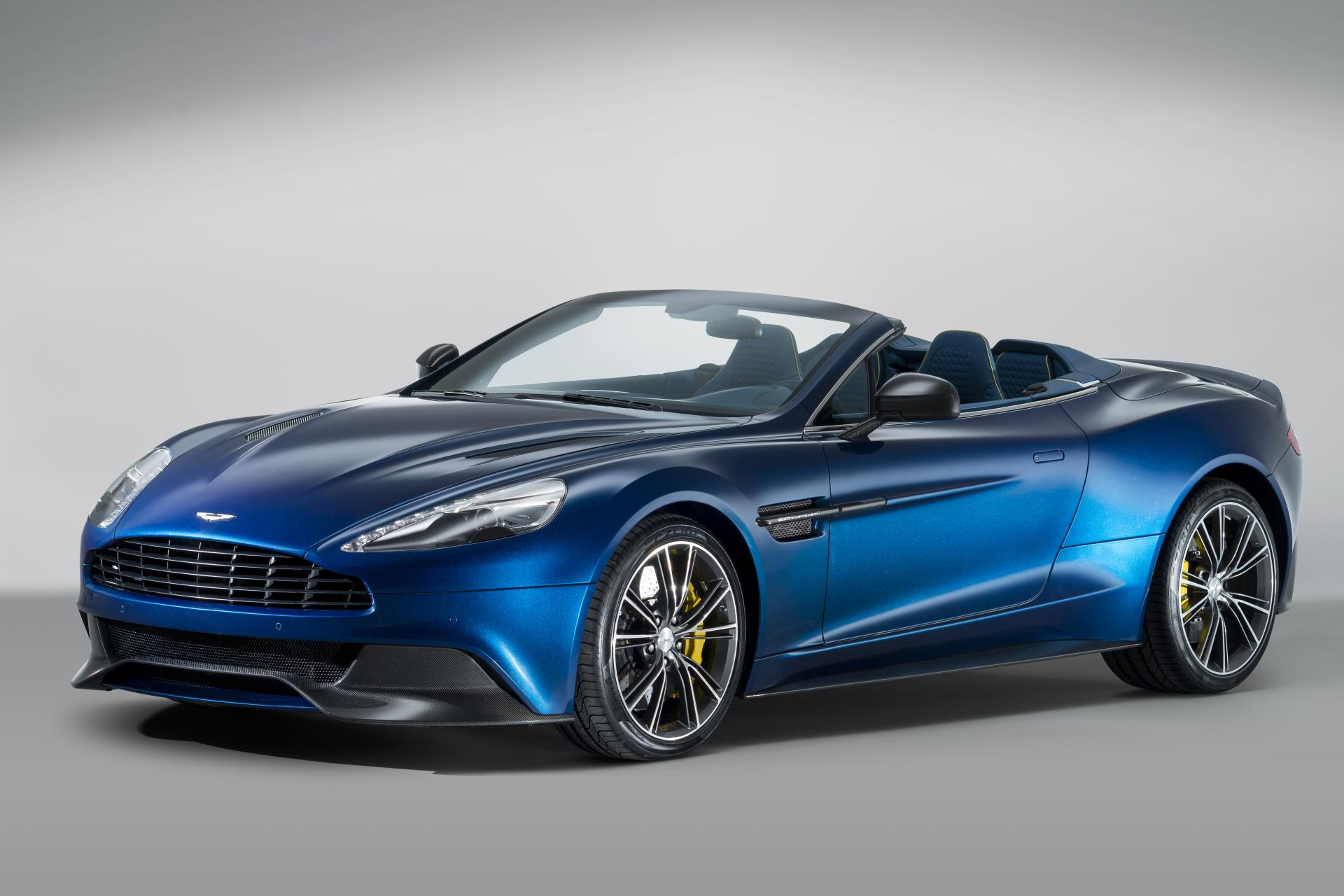Aston Martin DB9 I Restyling 2 2012 - now Cabriolet #1