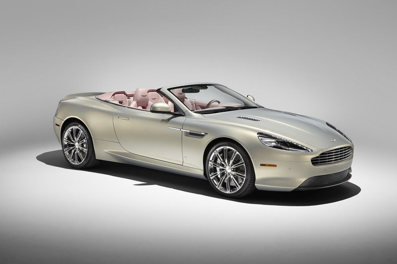 Aston Martin DB9 I Restyling 2 2012 - now Cabriolet #3