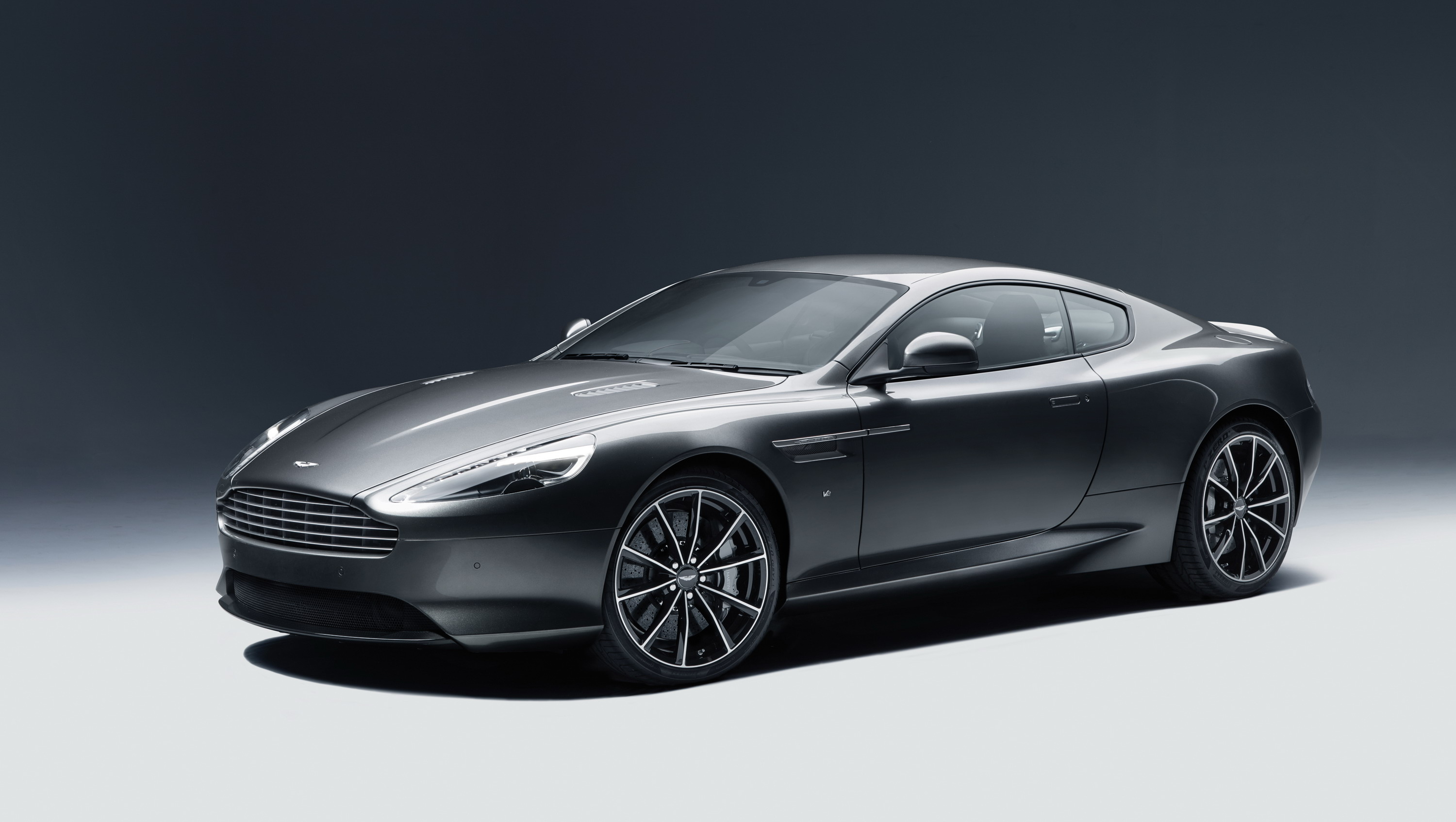 Aston Martin DB9 I Restyling 2008 - 2012 Coupe #7