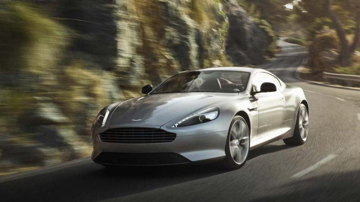 Aston Martin DB9 I Restyling 2 2012 - now Coupe #1