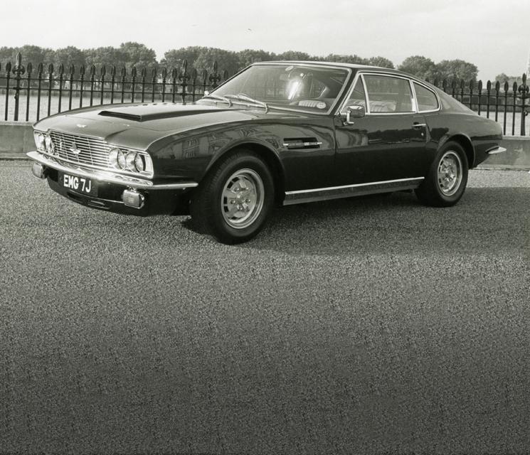Aston Martin DBS I 1967 - 1972 Coupe #6