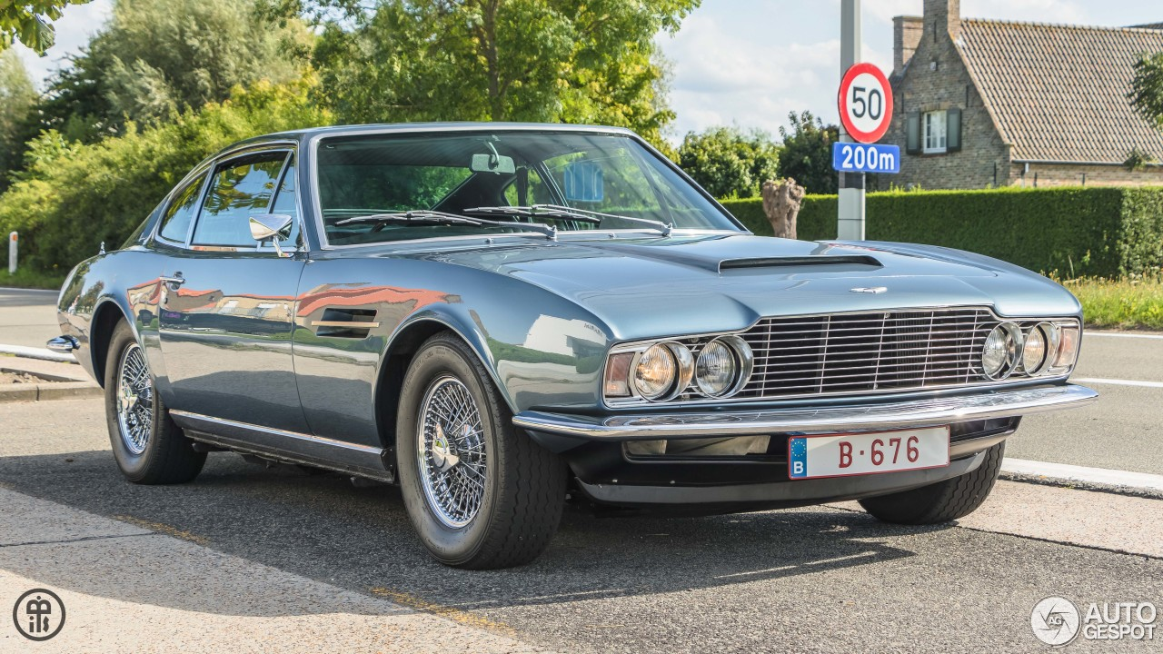 Aston Martin DBS I 1967 - 1972 Coupe #2