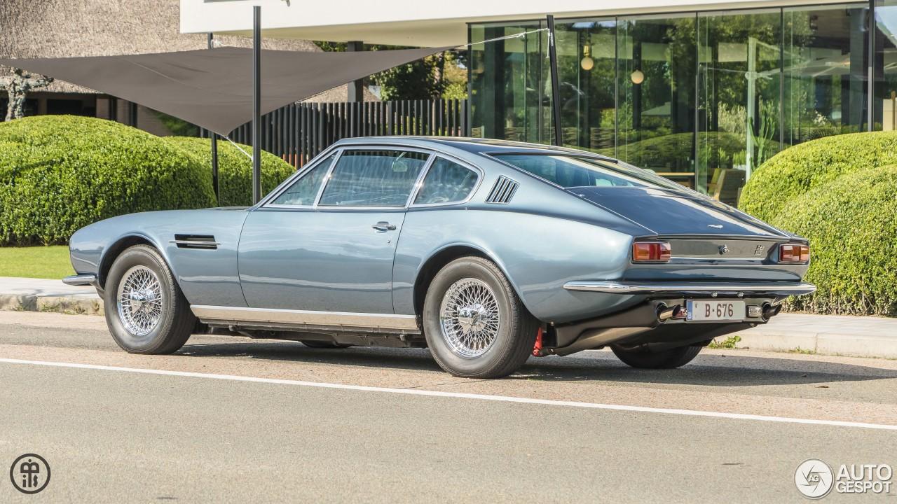 Aston Martin DBS I 1967 - 1972 Coupe #1