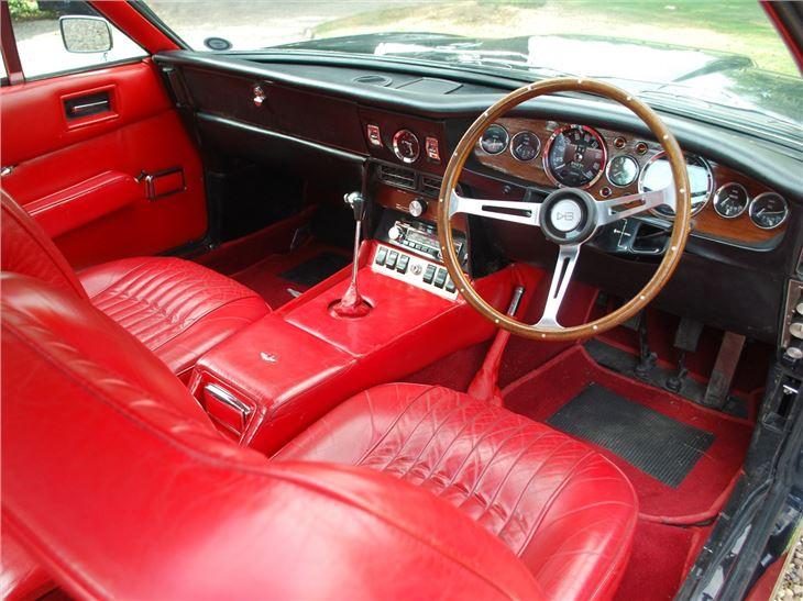 Aston Martin DBS I 1967 - 1972 Coupe #4
