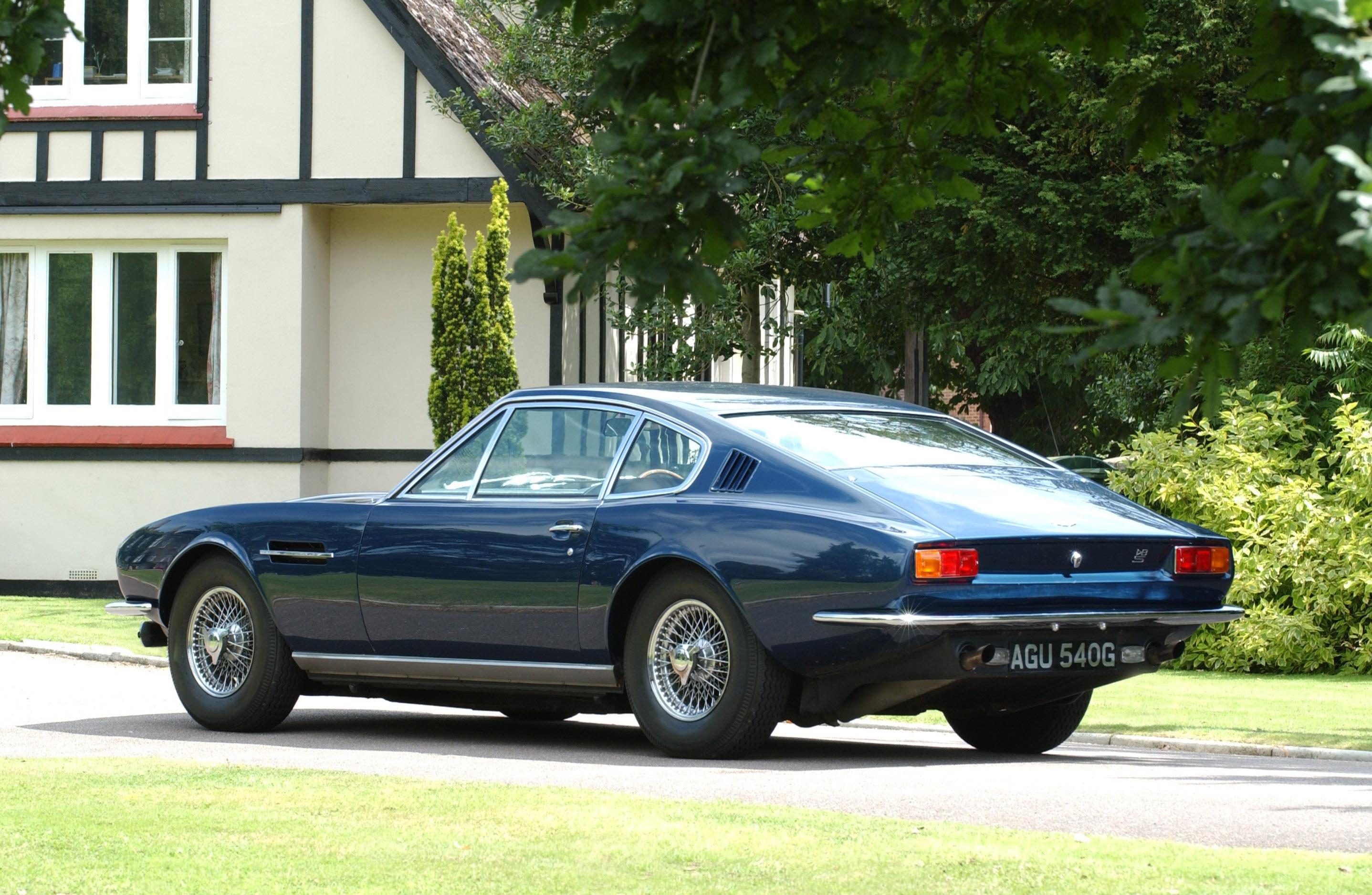 Aston Martin DBS I 1967 - 1972 Coupe #3