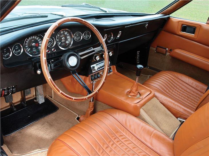 Aston Martin DBS I 1967 - 1972 Coupe #5