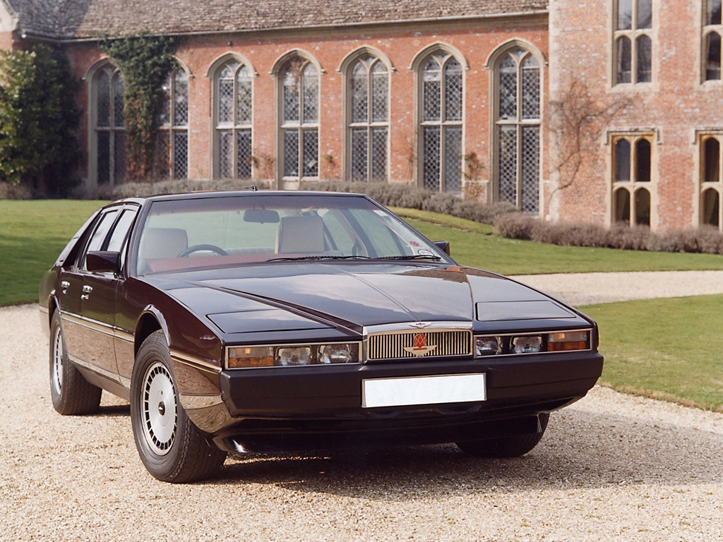 Aston Martin Lagonda 1976 - 1997 Station wagon 5 door #1 & Aston Martin Lagonda 1976 - 1997 Station wagon 5 door :: OUTSTANDING ...