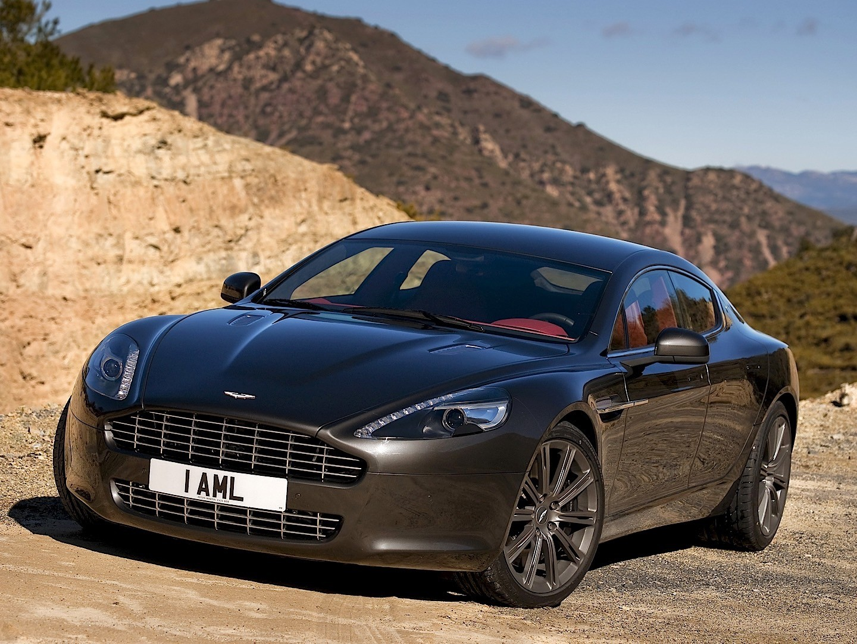 Aston Martin Rapide I 2010 2013 Liftback Outstanding Cars