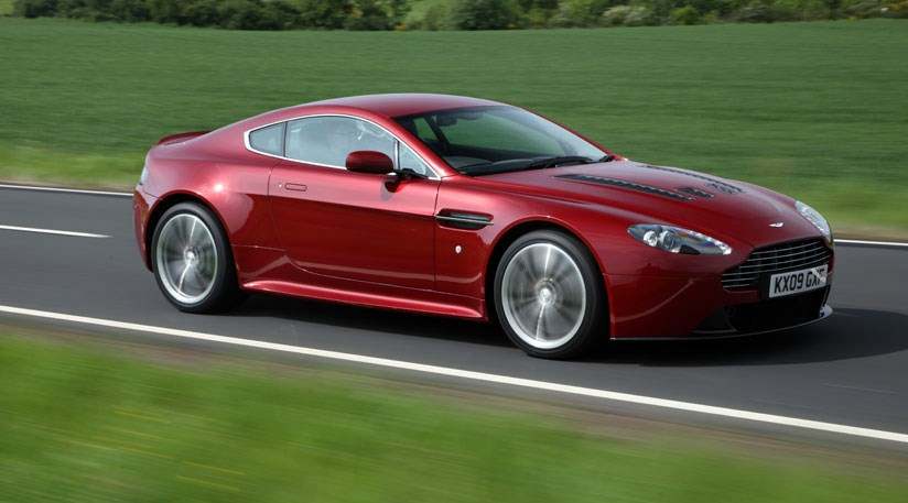 Aston Martin V12 Vantage 2009 - now Coupe #5