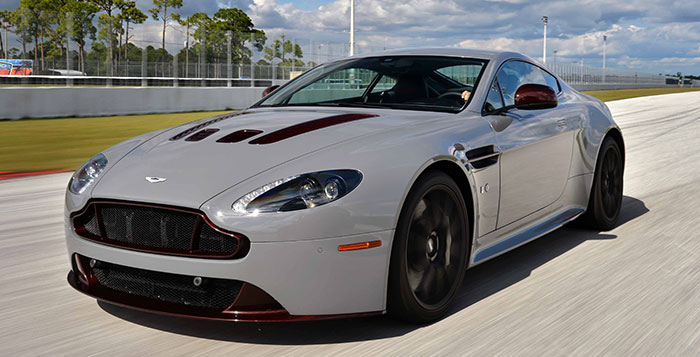 Aston Martin V12 Vantage 2009 - now Coupe #4