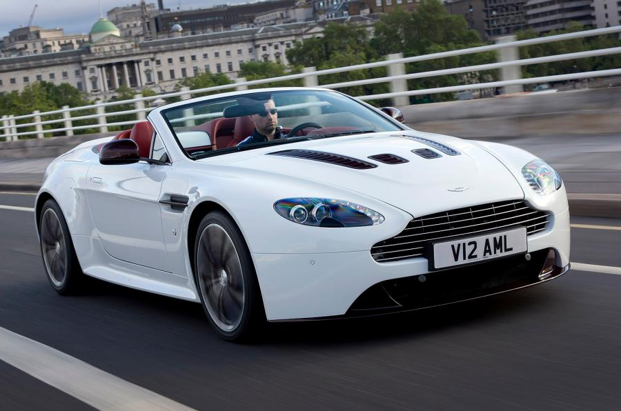 Aston Martin V12 Vantage 2009 - now Coupe #7
