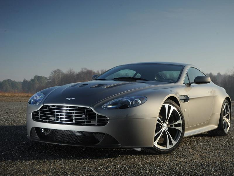 Aston Martin V12 Vantage 2009 - now Coupe #1