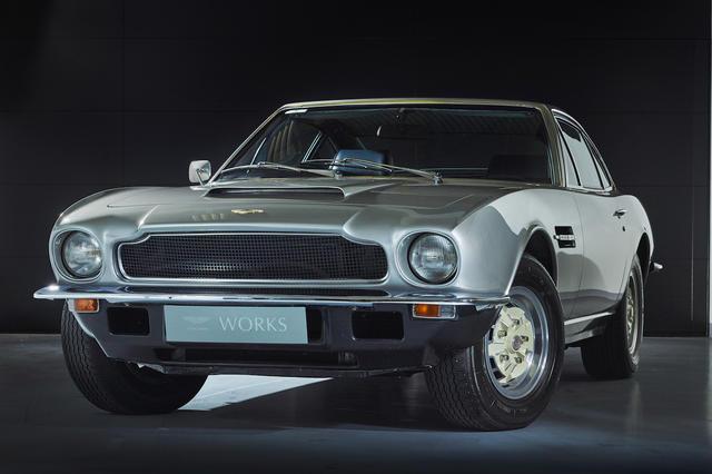 Aston Martin V8 Vantage I 1969 1989 Cabriolet Outstanding Cars
