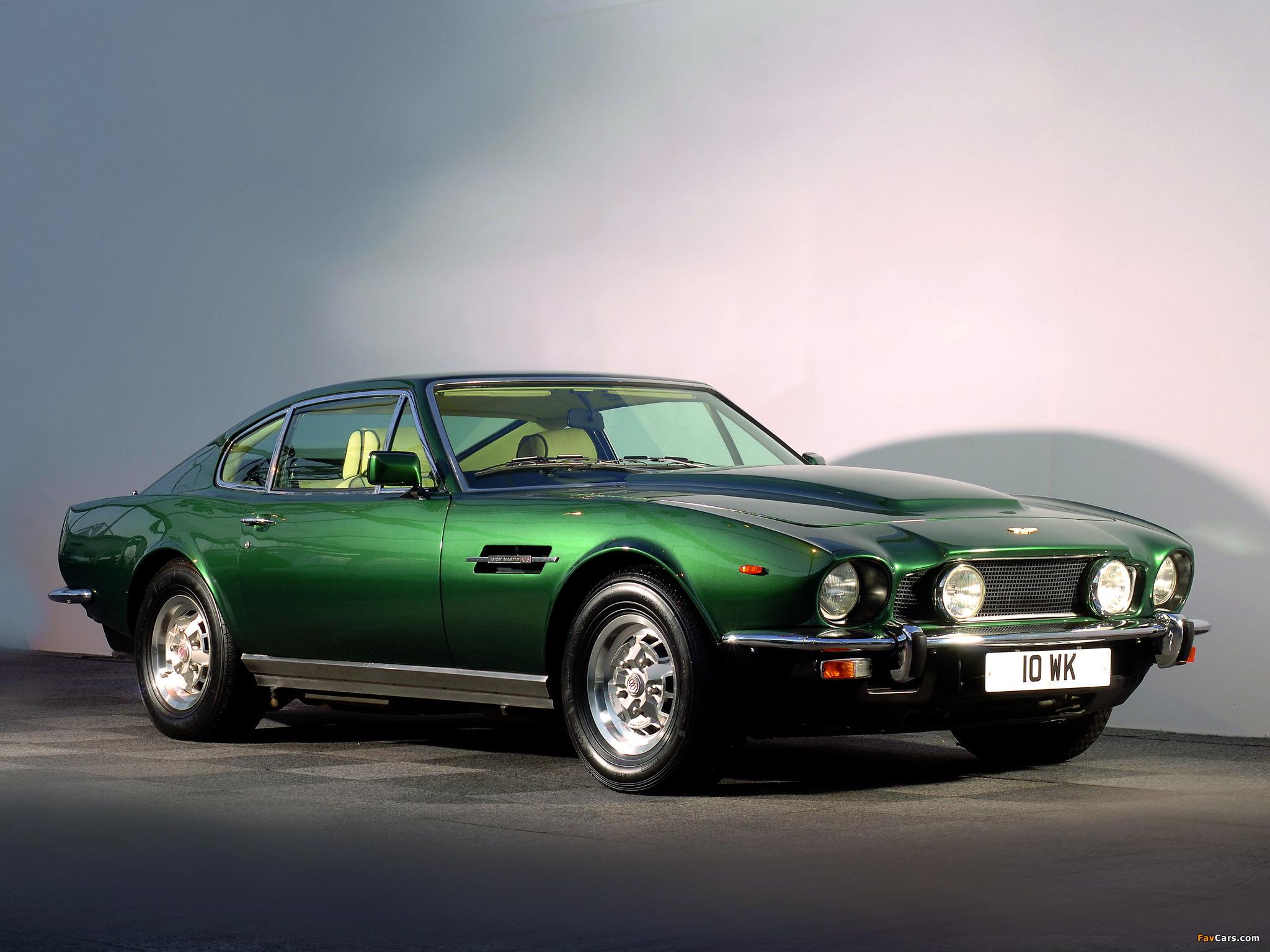 Aston Martin V8 Vantage I 1969 1989 Coupe Outstanding Cars