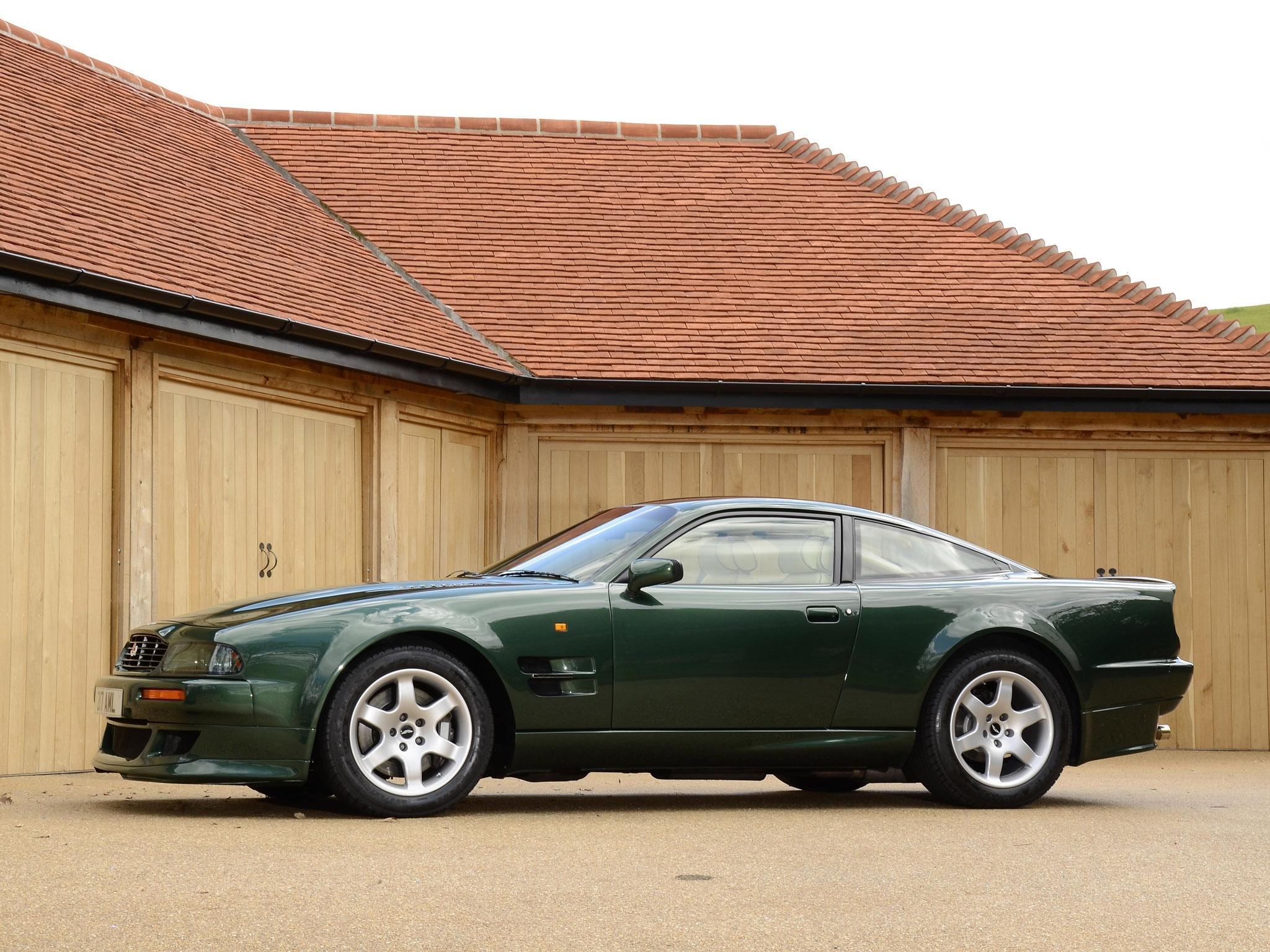Aston Martin V8 Vantage Ii 1993 2000 Coupe Outstanding Cars