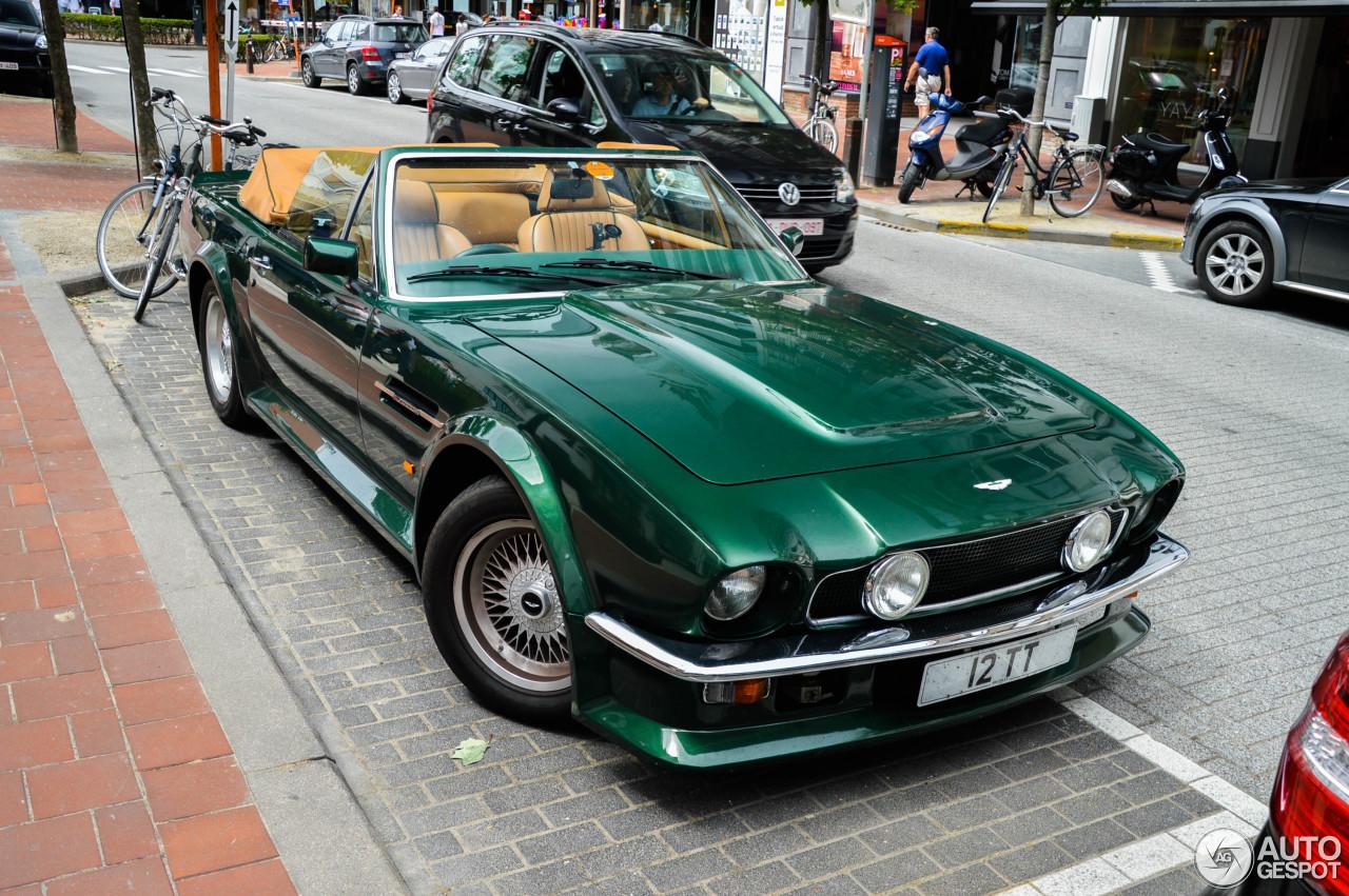 Aston Martin V Zagato Cabriolet Exterior