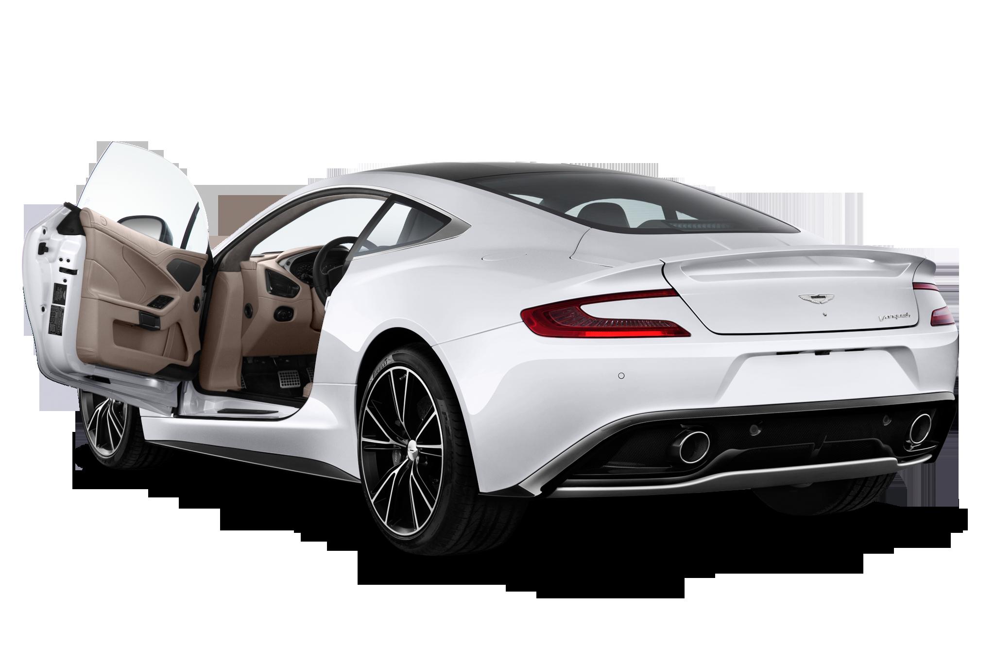 Aston Martin Vanquish II 2012 - now Coupe #6