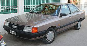 Audi 200 II (C3) 1983 - 1991 Station wagon 5 door #8