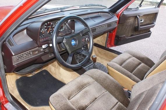 Audi 5000 C2 1980 - 1983 Sedan #8
