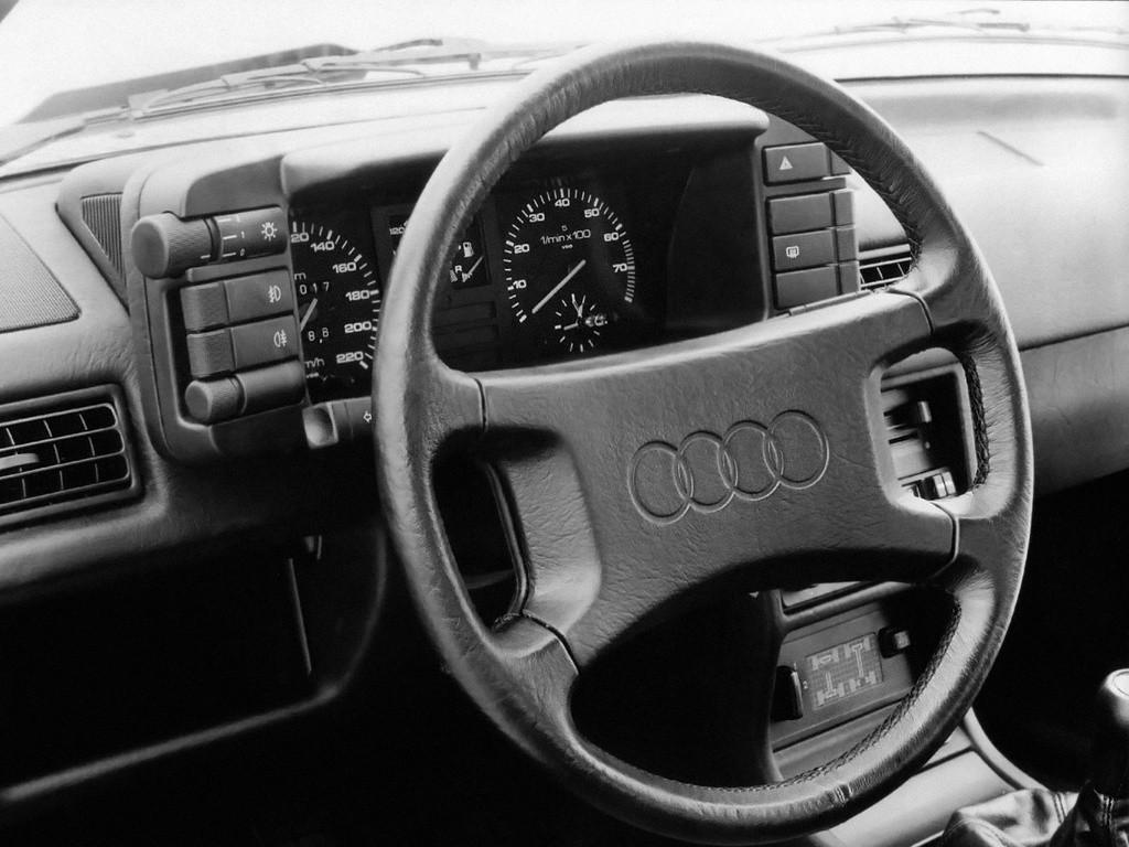 Audi 90 I (B2) 1984 - 1986 Sedan #1