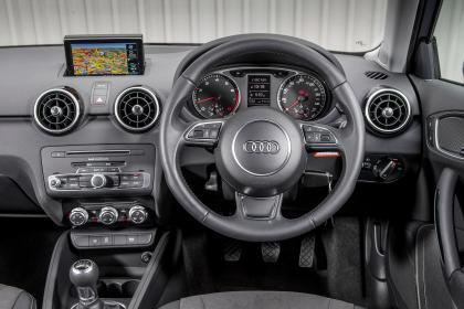 Audi A1 I Restyling 2014 - now Hatchback 3 door #1