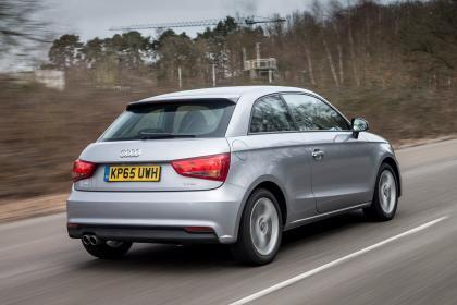 Audi A1 I Restyling 2014 - now Hatchback 3 door #3