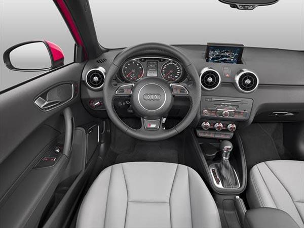 Audi A1 I Restyling 2014 - now Hatchback 3 door #6