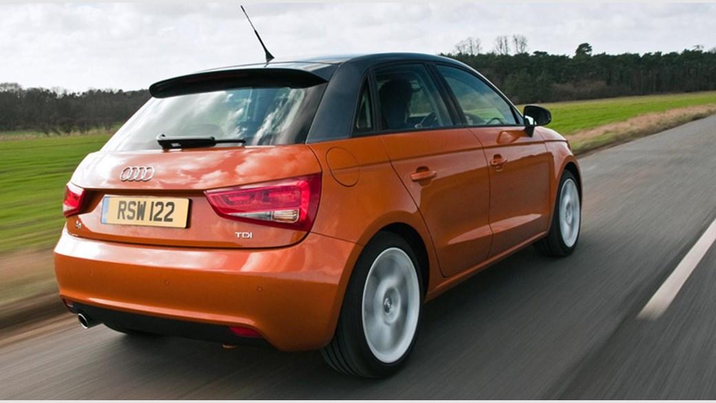 Audi A1 I Restyling 2014 - now Hatchback 3 door #5