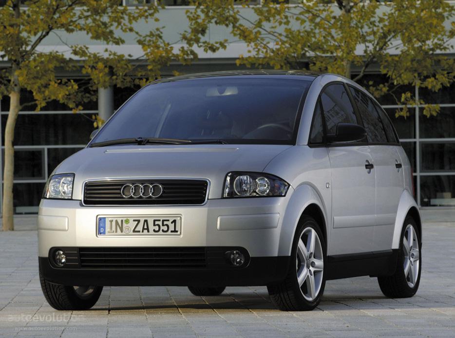 Audi A2 1999 - 2005 Hatchback 5 door #1