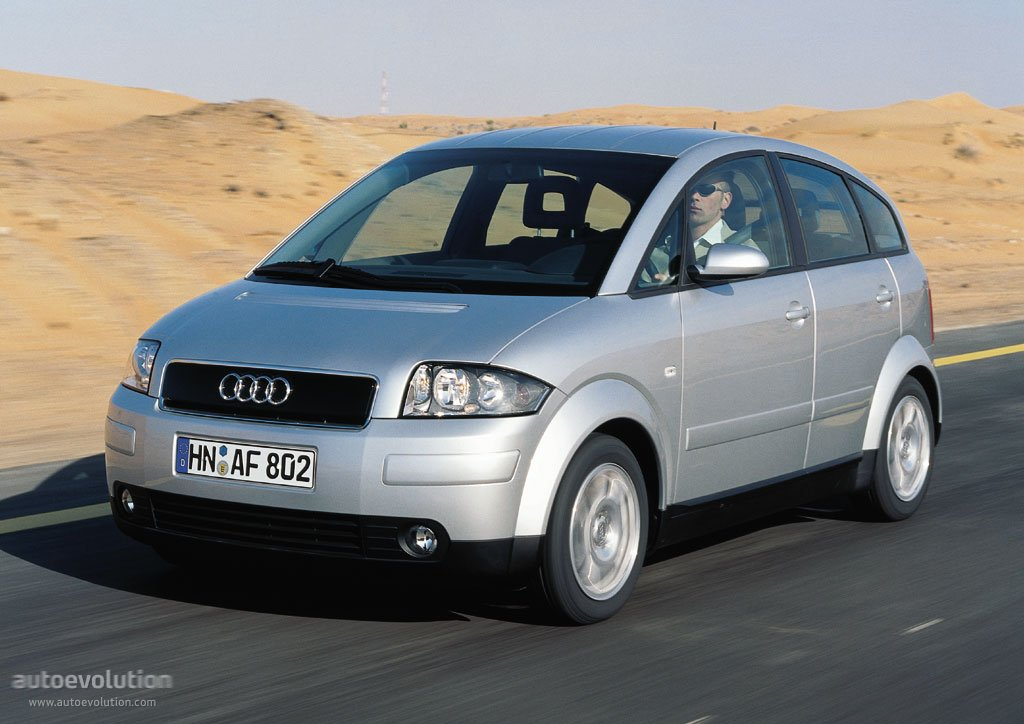 Audi A2 1999 - 2005 Hatchback 5 door #2
