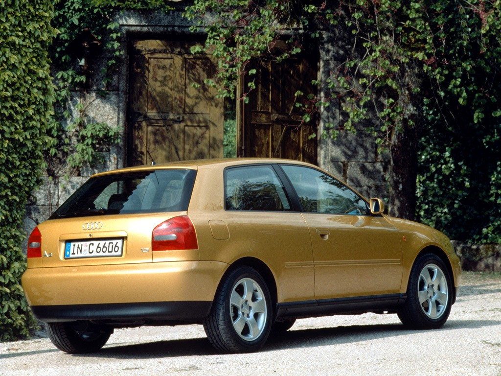 Audi A3 I (8L) 1996 - 2000 Hatchback 3 door #7