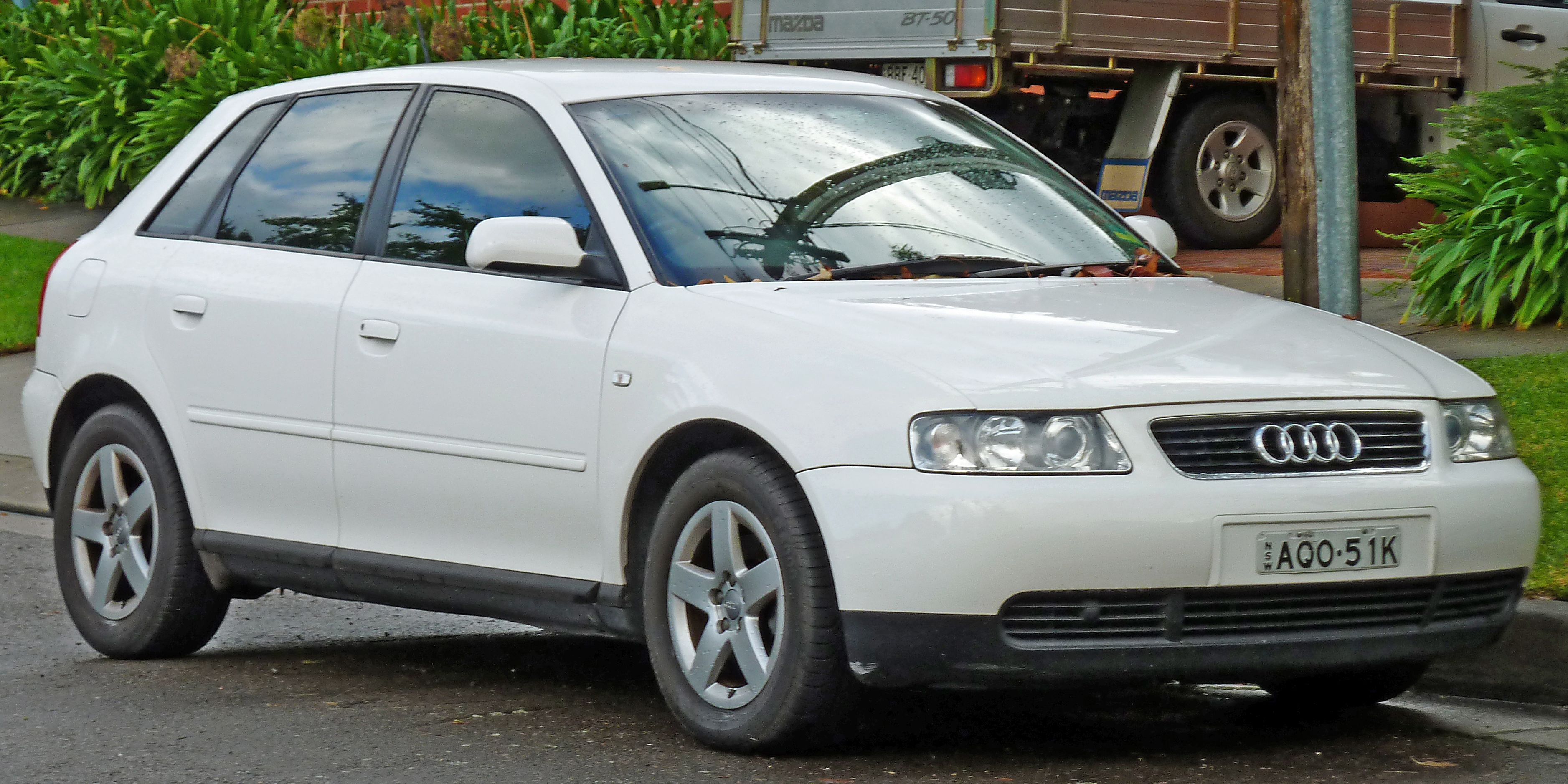 Audi A3 I (8L) 1996 - 2000 Hatchback 3 door #4