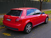Audi A3 I (8L) 1996 - 2000 Hatchback 3 door #8