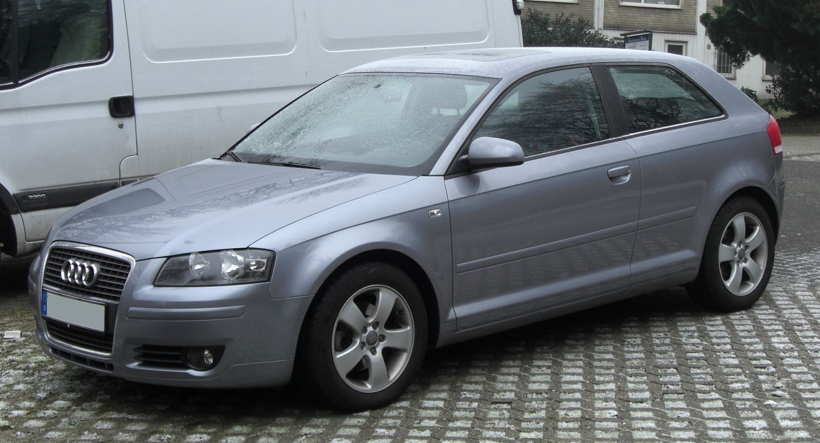 Audi A3 II (8P) 2003 - 2005 Hatchback 3 door :: OUTSTANDING CARS
