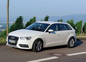 Audi A3 III (8V) Restyling 2016 - now Hatchback 3 door #6