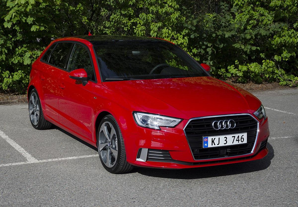 Audi A3 III (8V) Restyling 2016 - now Hatchback 3 door #1