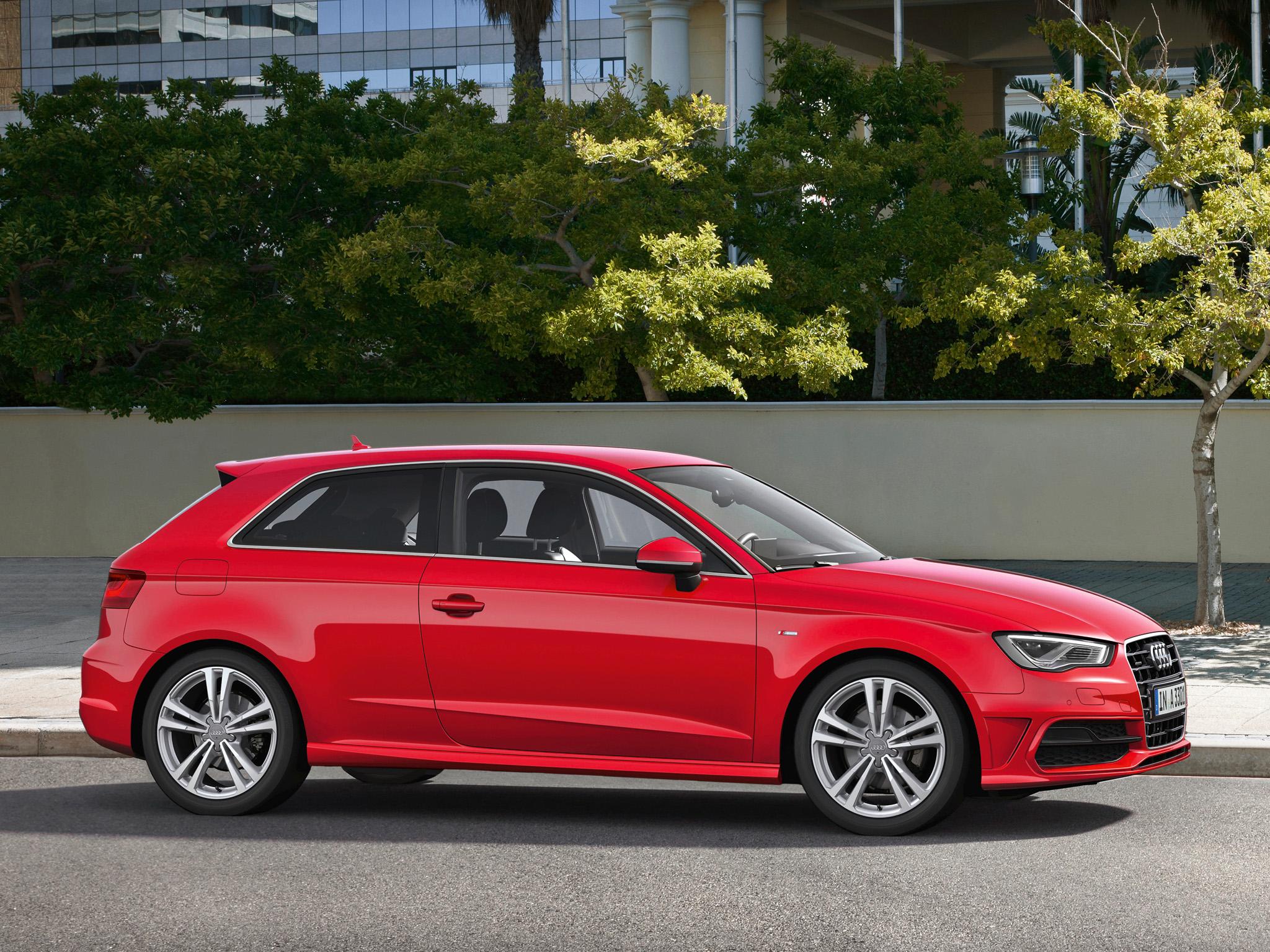 Audi A3 III (8V) Restyling 2016 - now Hatchback 3 door #5