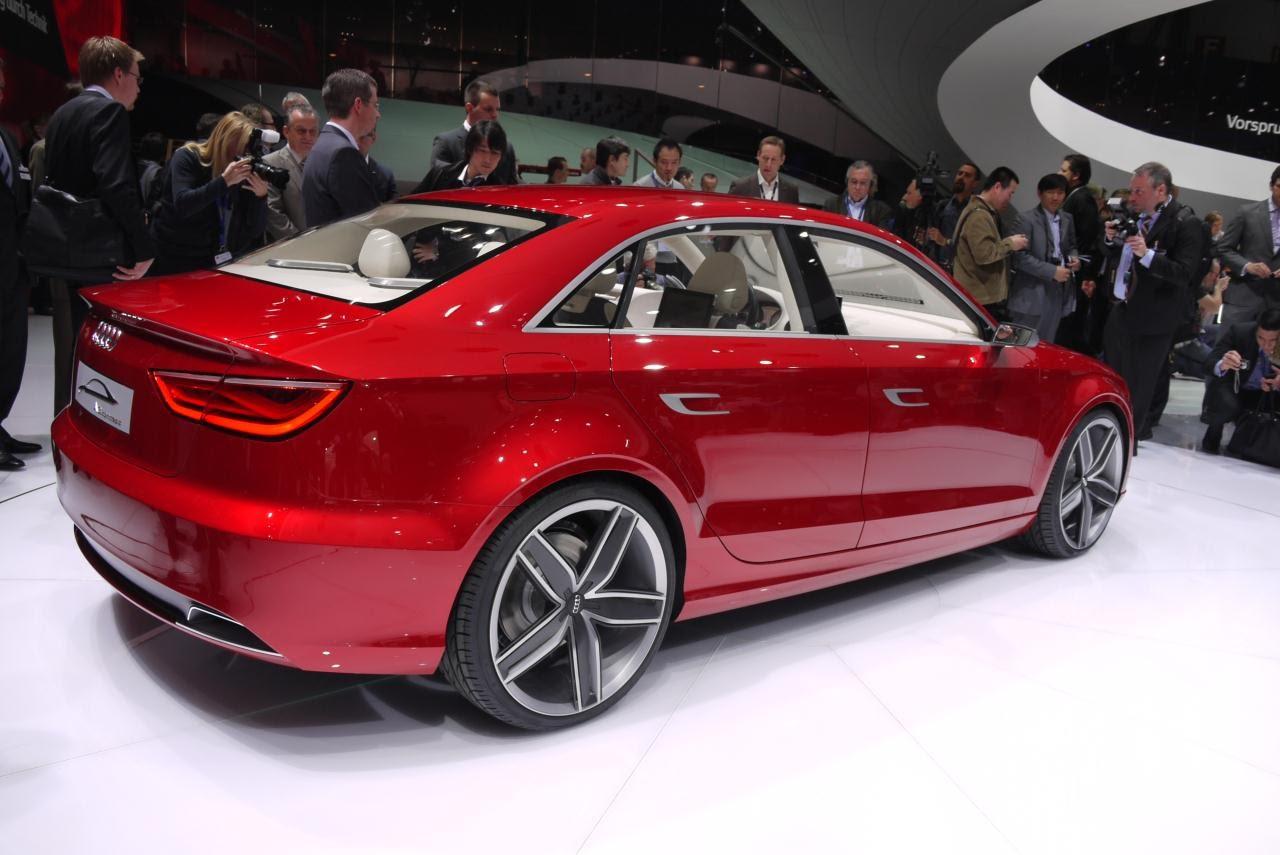 Audi S3 III (8V) 2013 - 2016 Sedan #8