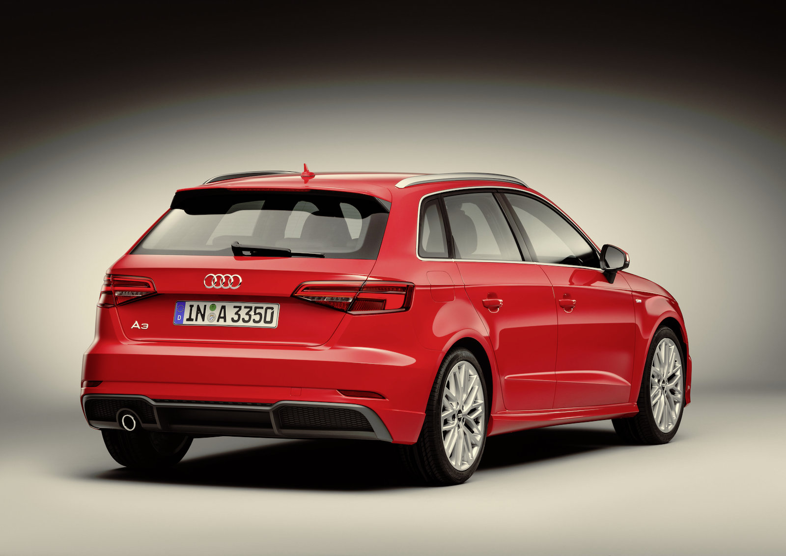 Audi A3 III (8V) Restyling 2016 - now Hatchback 3 door #4