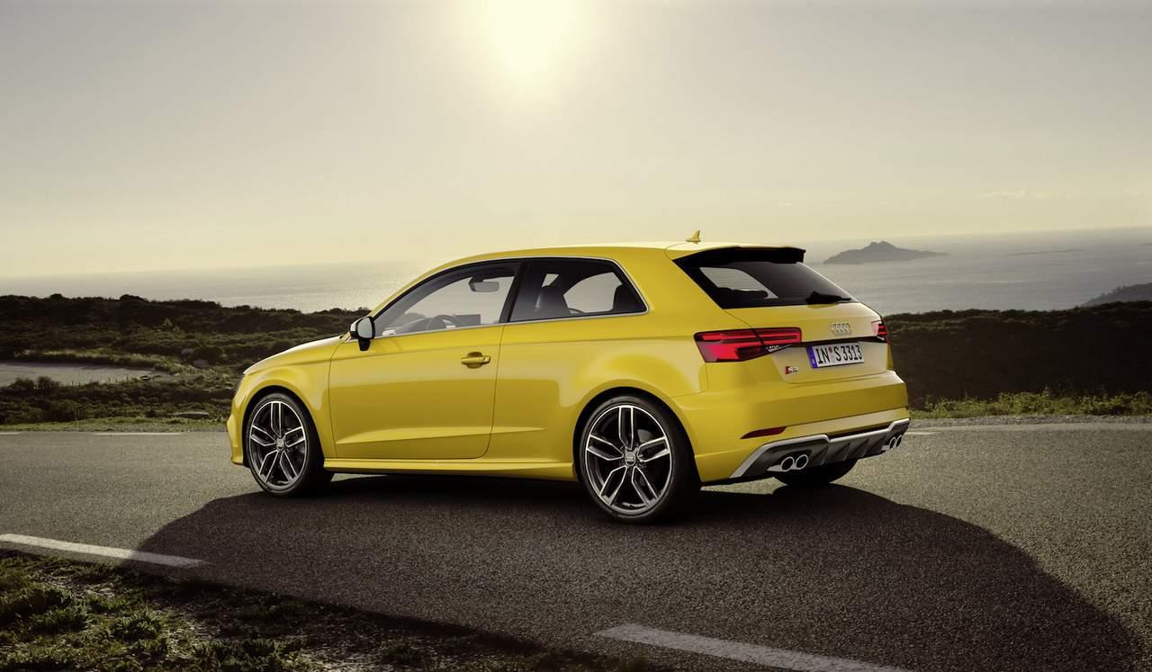 Audi A3 III (8V) Restyling 2016 - now Hatchback 3 door #3