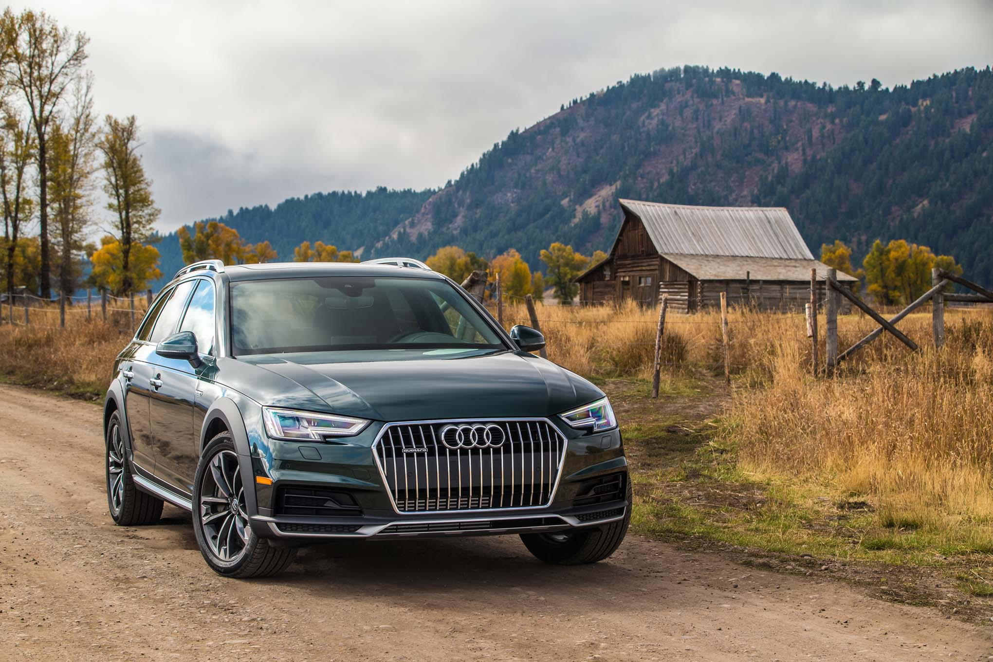 Audi A4 allroad V (B9) 2016 - now Station wagon 5 door #2