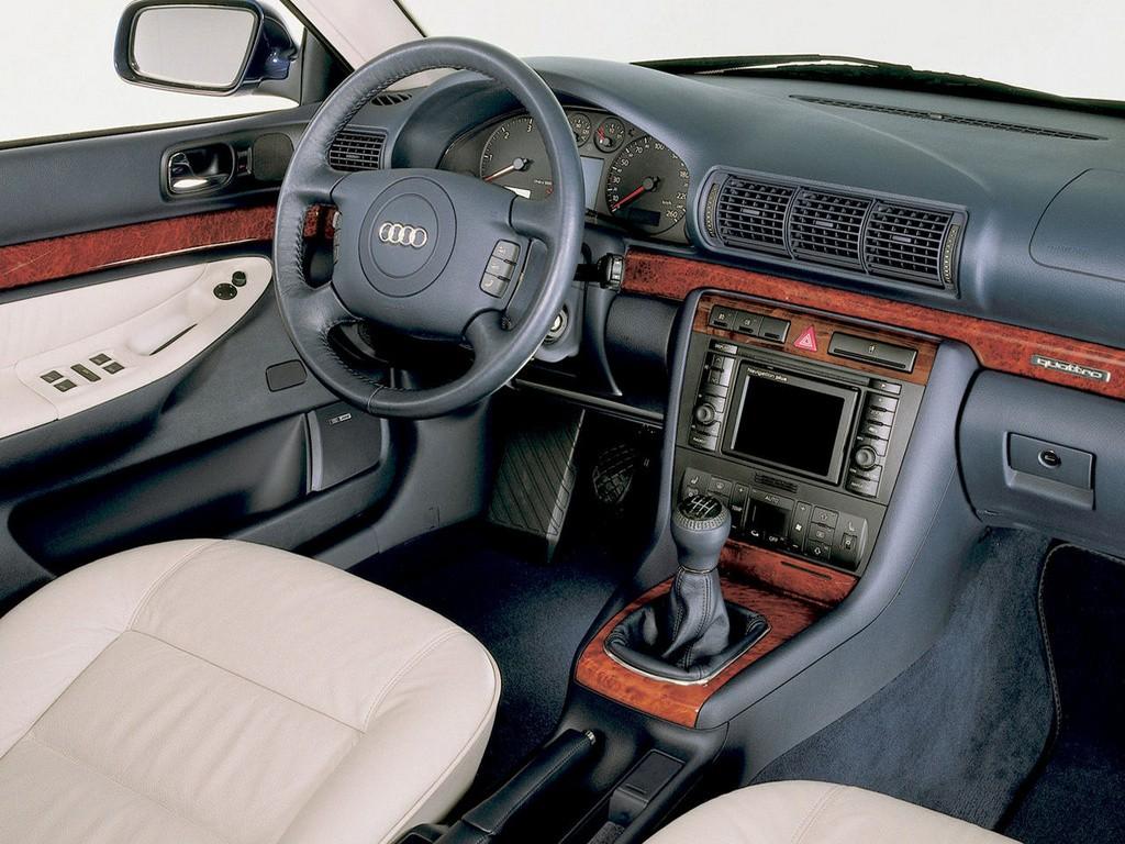 audi a4 i b5 1994 1999 sedan outstanding cars rh carsot com 1999 Audi A4 Avant 1999 Audi A4 Oil Type
