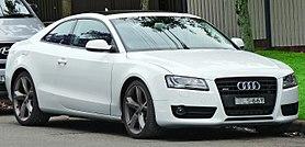 Audi A5 I 2007 - 2011 Coupe #1