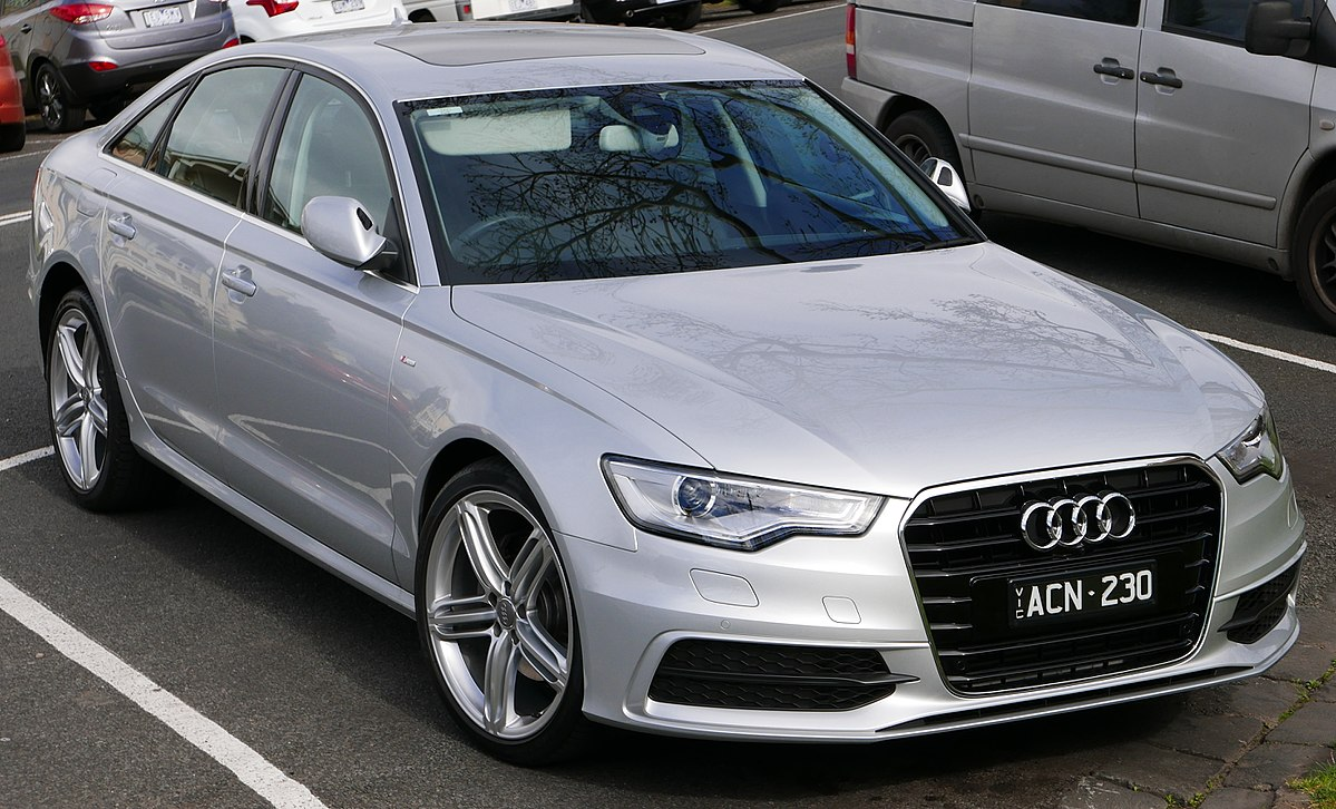 Audi S6 IV (C7) Restyling 2014 - now Station wagon 5 door #6