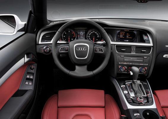 Audi A5 I 2007 - 2011 Cabriolet #7