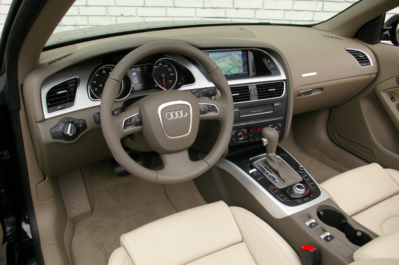 Audi A5 I 2007 - 2011 Cabriolet #5