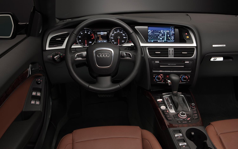 Audi A5 I 2007 - 2011 Cabriolet #3