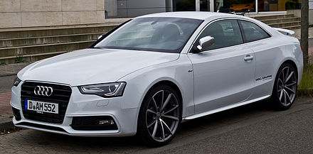 Audi A5 I Restyling 2011 - 2016 Coupe #8