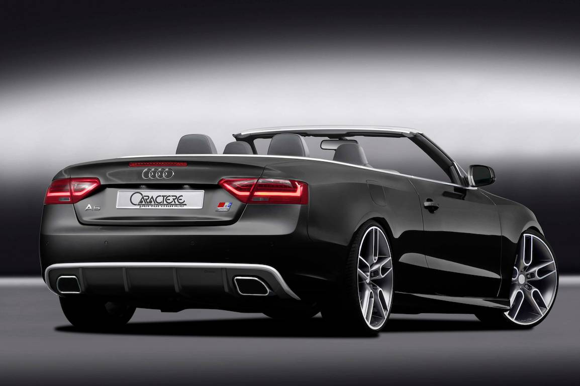 Audi A5 I Restyling 2011 - 2016 Cabriolet #2